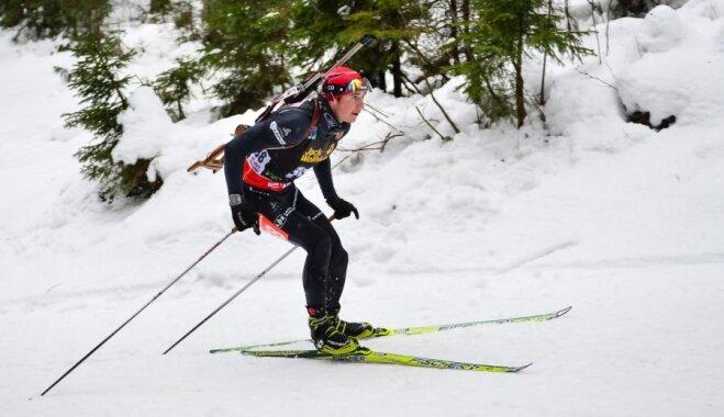 Rastorgujevs un Juškāne olimpisko spēļu biatlona sacensībās pārstāvēs Latviju