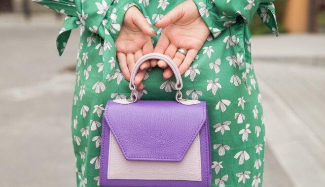 Gada krāsa – violets. Idejas, kā šo toni iekļaut garderobē