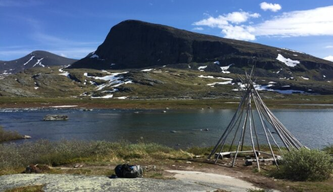 Ceļojuma stāsts: Pazaudēties Arktikā