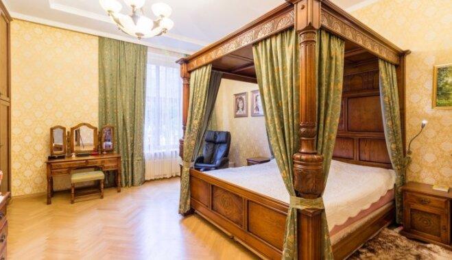 ФОТО. Рижская квартира за 1,250 млн. евро, которая поражает до глубины души