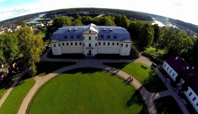 5 самых красивых замков и усадеб в Латгалии: легенды, роскошные залы и ландшафтные парки