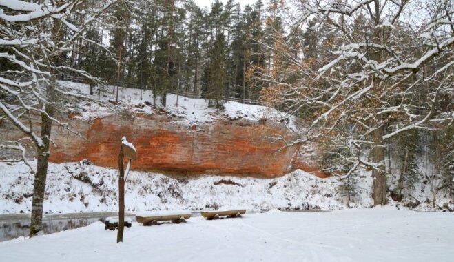 Ziemassvētkos Skaņajā kalnā iemirdzēsies tūkstošsveču ornaments