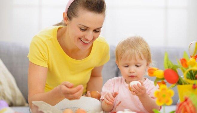 Ar dzelzi bagātas pusdienu receptes mazulim