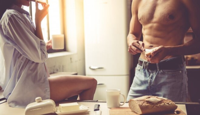 Десять неочевидных вещей, которые кажутся мужчинам сексуальными