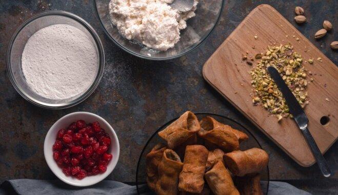 Soli pa solim: kā pagatavot kanoli – ziemā baudāmu sicīliešu mafijas desertu