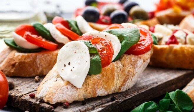 Ko ēdīsim jūlijā? 31 recepte katrai mēneša dienai