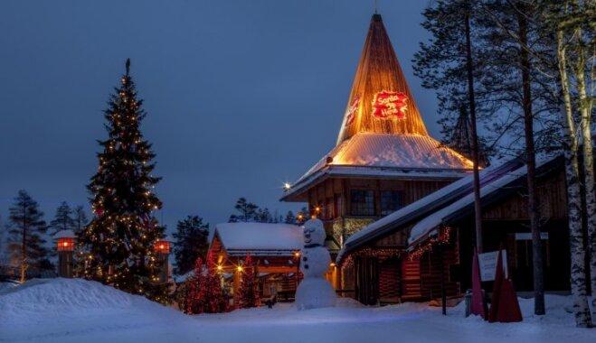 В деревне Санта-Клауса в Лапландии построят снежный замок муми-троллей
