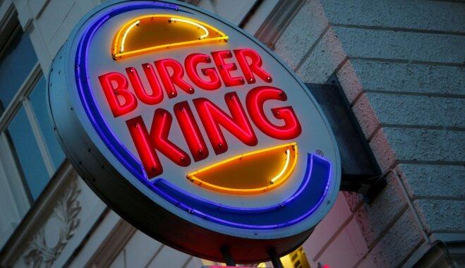 'Burger King' atvainojas par reklāmu, kurā mudināja krievu sievietes palikt stāvoklī no futbola zvaigznēm