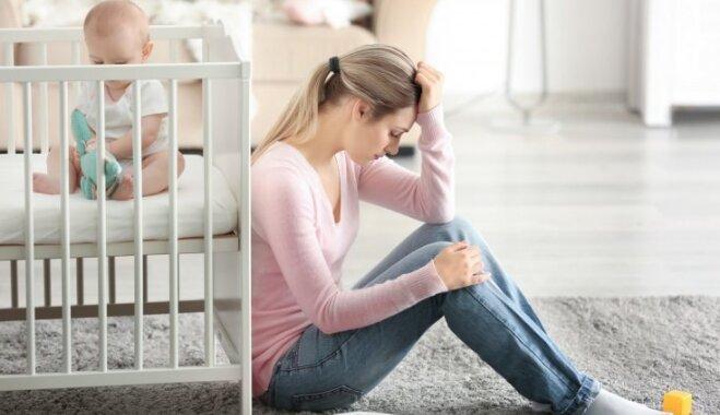 Tēvi ir laimīgāki nekā mātes, liecina jauns pētījums