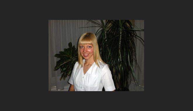 Dermatoloģe Dr. Lāsma Kalnbērza