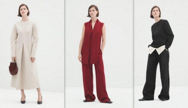 Foto: Apģērbu zīmols 'COS' izceļ nākamās sezonas modes tendences