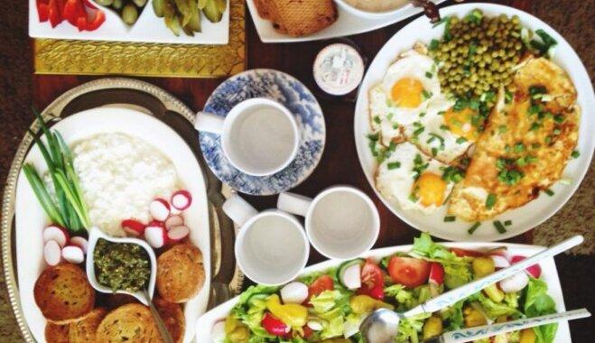 Brančojam mājās! 14 receptes ģimeniskām brīvdienu brokastīm