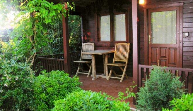 Ar kādām izmaksām jārēķinās, būvējot dārza mājiņu?