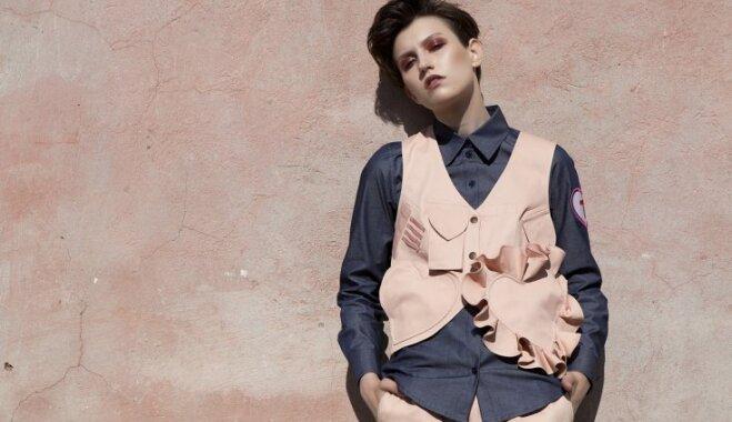 Foto: Apģērbu zīmols 'Talented' izrāda jauno rudens kolekciju