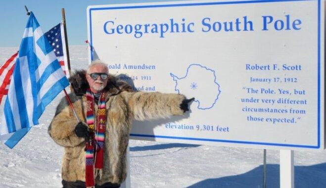 Ceļotājs ar 40 gadu pieredzi, kurš pabijis visās valstīs un negrasās apstāties