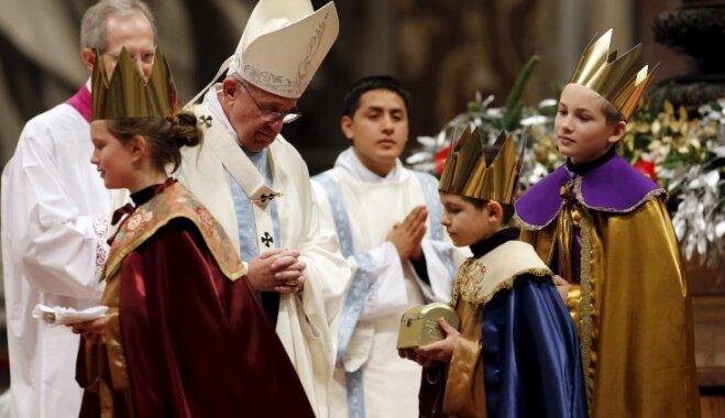 Что празднует католическая Европа в дни православного Рождества