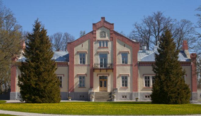 Piecas Igaunijas salu muižas, kur smelties jūras gaisu un vēstures garu