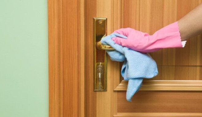 Sešas netīrākās vietas un priekšmeti mājvietā, kuru mazgāšanu bieži aizmirst