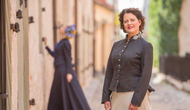 """В рижском ДК """"Зиемельблазма"""" пройдет модный показ """"Мода югендстиля"""""""