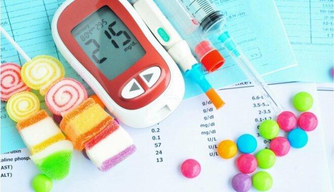 Из-за плохой осведомленности родителей у детей в Латвии слишком поздно обнаруживают сахарный диабет 1-го типа