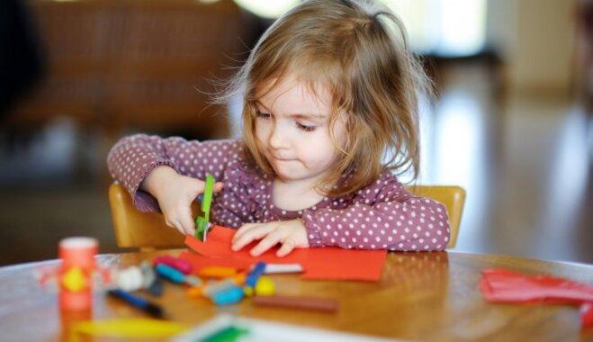 Bērnus aicina uz radošo darbnīcu 'Kas ir laikmetīgā māksla?'