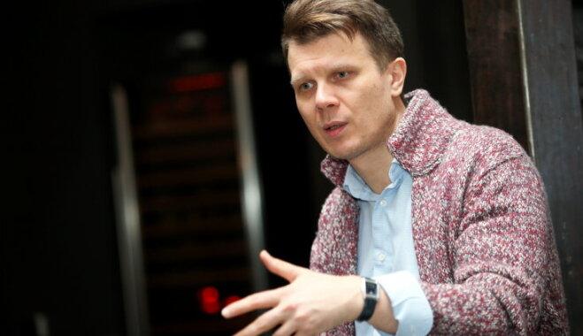 €500 000 и желание. Максим Егоров о том, как переделать школьный предмет в Латвии