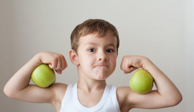 Vitamīnu deficīts bērnam: pazīmes un ieteikumi, kā rīkoties