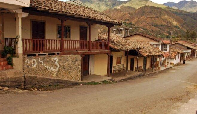 Vēstures noslēpumi: Vilkabambas ilgdzīvotāju fenomens