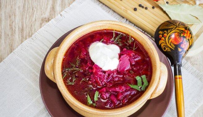 Секреты вкусного борща с болгарским перцем