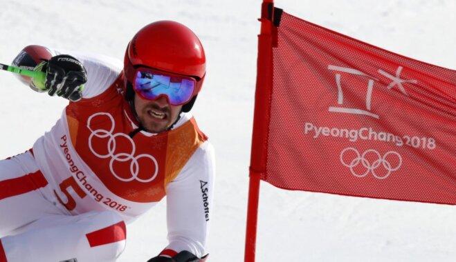 Австриец Хиршер стал двукратным чемпионом Пхенчхана-2018, Звейниекс — 35-й