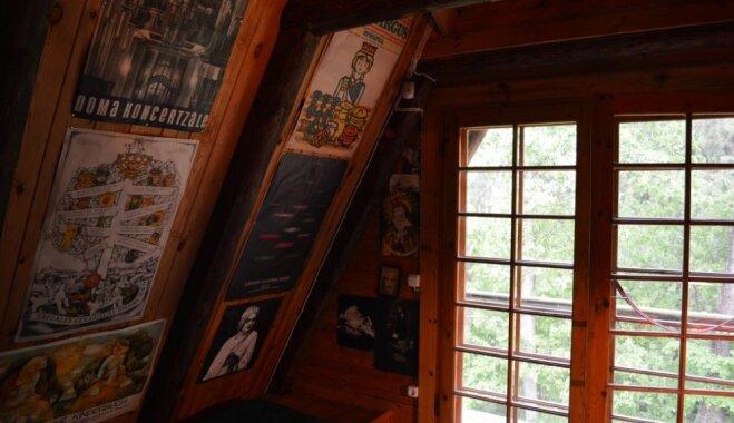Ciemos pie dzejnieka: ko apskatīt Imanta Ziedoņa muzejā Murjāņos