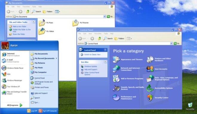 Зомби пора на пенсию. Семь идей для тех, кто все еще работает с Windows XP