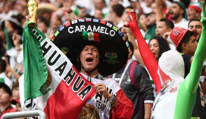 Шесть человек убили в Мексике во время просмотра футбольного матча ЧМ-2018