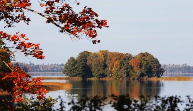 Latvijas augstākajā ziemeļu pilsētā Alūksnē jau iespējams izbaudīt rudens krāšņumu. Ko tur apskatīt?