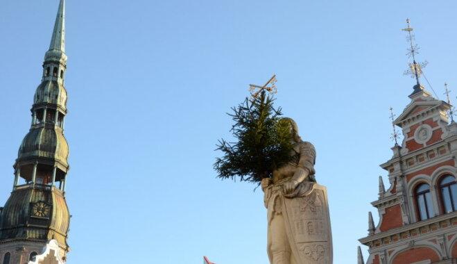 Зимние праздники в Риге: как это будет