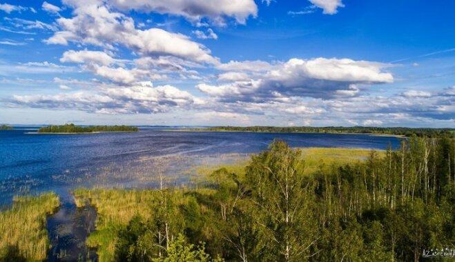 Латгальское море: что посмотреть у озера Разнас