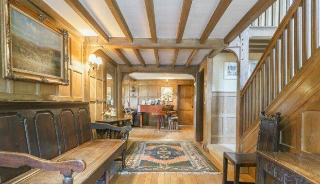Leģendārā Hovardenda – māja, kurā tapusi 'Oskariem' apbalvota kino filma