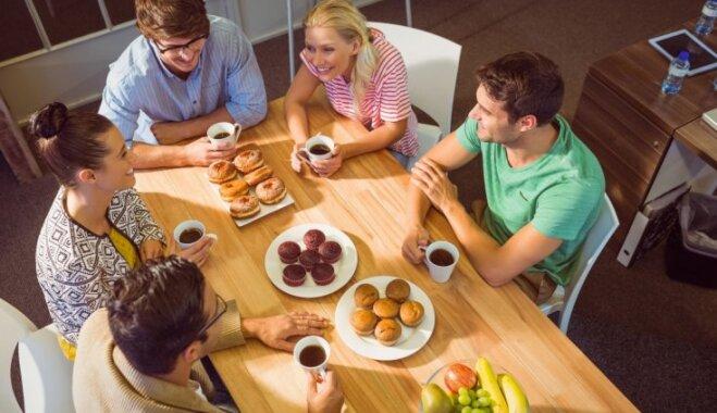 Душевная беседа за столом — мой худший кошмар: история одной фобии