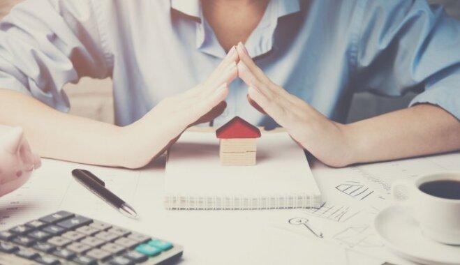 Trešdaļa iedzīvotāju nezin, cik maksā mājokļa apdrošināšana