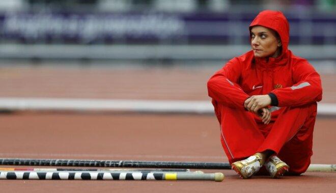Российская Федерация запретила уличенным вприменении допинга спортсменам участвовать вОлимпиаде