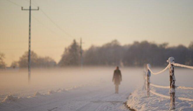 Sniegs, klusums un garīgā prakse sevis attīrīšanai – vai vari izturēt bez pļāpāšanas?