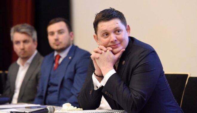 'KPV LV' startēs vēlēšanās Ventspilī; Kaimiņš iespējamo kandidēšanu nekomentē