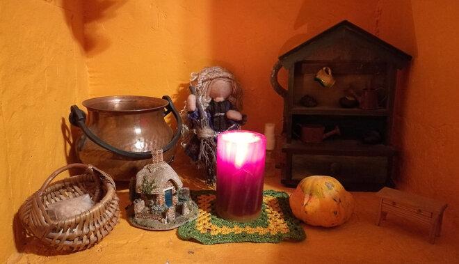 Virtuves altāris – kā tas var vairot tavu pārticību?