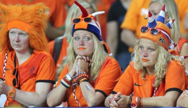 Nīderlande par izgāšanās iemeslu min neveiksmi pirmajā mačā pret Dāniju