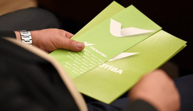 Partija 'Vienotība': nodokļu reformas ietvaros neatliekami risināmi sociālā, izglītības un veselības aprūpes budžeta ilgtspējas jautājumi