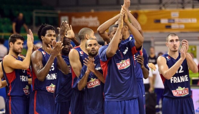 Французы определилась с окончательным составом: семеро из НБА