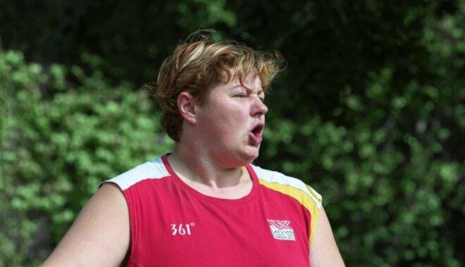 Diska metēja Kantāne ar 11. vietu noslēdz Latvijas sportistu dalību Rio paralimpiskajās spēlēs