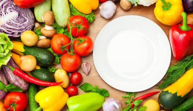 Krāsu nozīme ēdienā – uzzini, kādus produktus savā ēdienkartē iekļaut biežāk