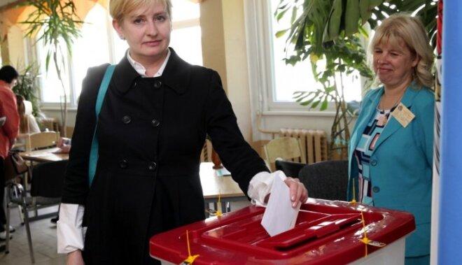 Foto: Rīgas mēra amata kandidāti piedalās pašvaldību vēlēšanās