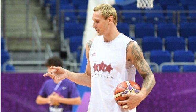 Тимма вошел в символическую пятерку первого раунда плей-офф Евробаскета